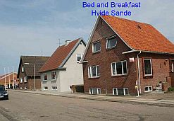 Bed and Breakfast Hvide Sande